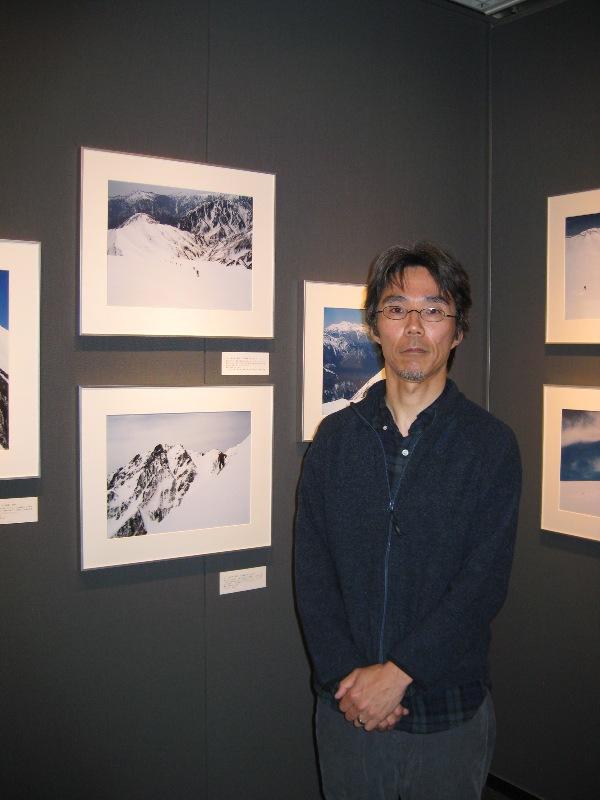 田宮公成写真展「すべる旅」_フォトギャラリー「シリウス」