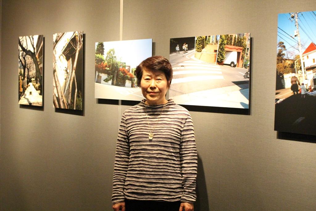 浅井碩子 写真展「マダムたそがれの散歩道」アイデムフォトギャラリー「シリウス」