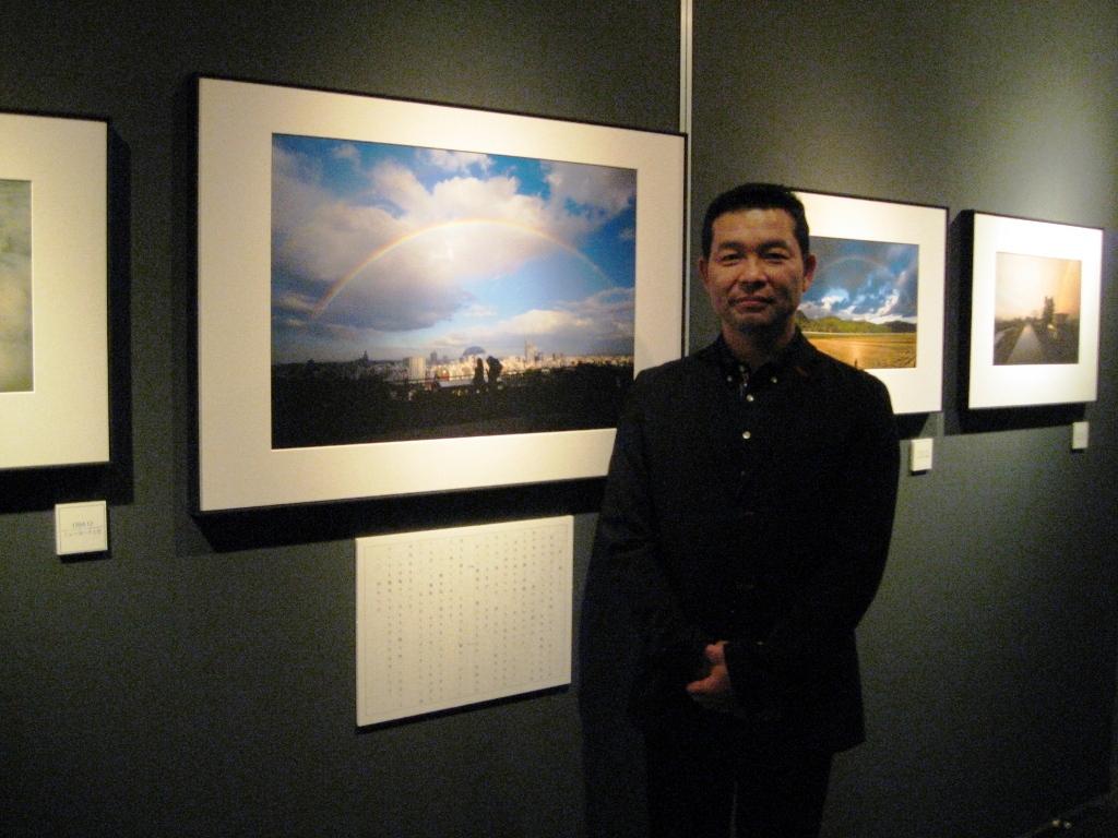 大沼英樹写真展「虹の贈りもの」 アイデムフォトギャラリー「シリウス」