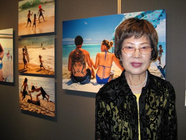 大原京写真展「Hello,HAWAII~その光と色と 思い出の人々~アイデムフォトギャラリー「シリウス」