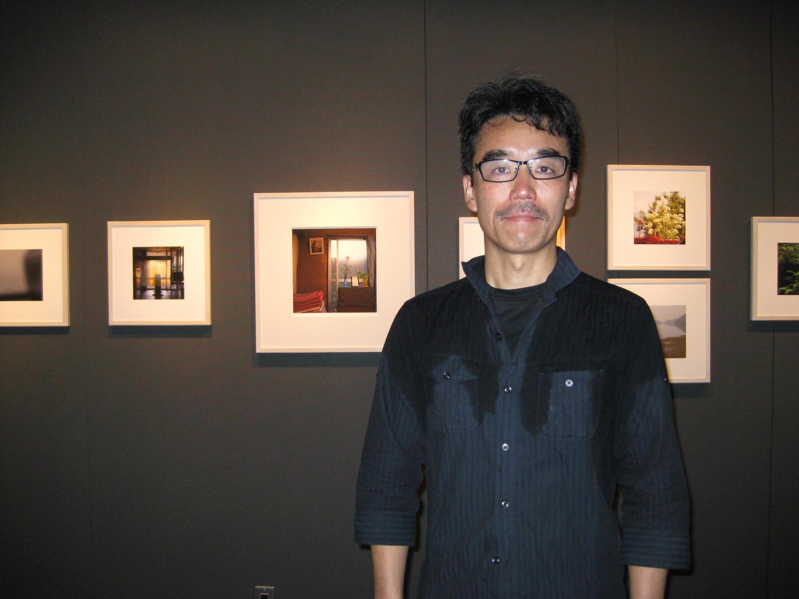 勝峰 翳 写真展 「島-けはい-」アイデムフォトギャラリー「シリウス」