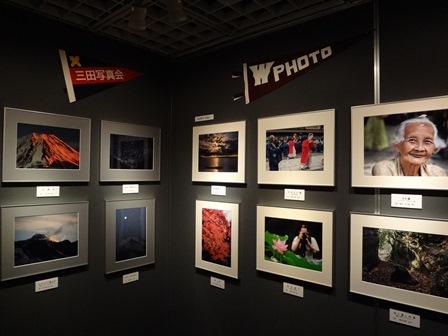 早稲田大学写真部と慶應義塾大学カメラクラブのOB・OG写真展no.01