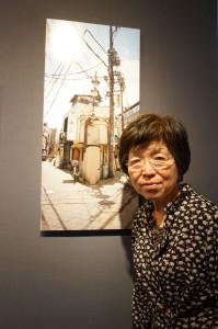 原岡千年子写真展「タテな気分」